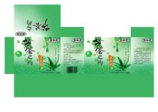 芦荟沐足剂包装图片