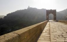 大桥风景摄影图片