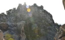 青岛浮山二峰图片
