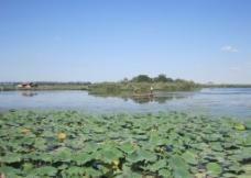 鸣翠湖图片