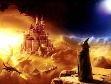 魔法世界图片