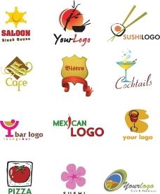 餐饮图标图片