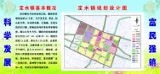 乡镇规划图图片