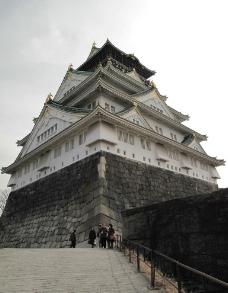 大阪城图片