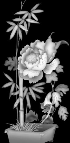 中式古代花纹图片