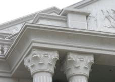 石材罗马柱图片