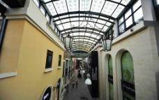 欧洲建筑屋顶图片