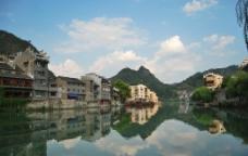 镇远县城图片