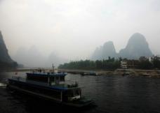 漓江烟雨图片
