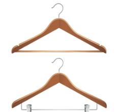 衣服架图片