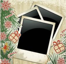圣诞节边框相框图片