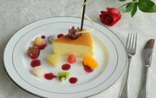 西式蛋糕图片