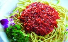 意大利肉酱面图片