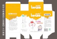 奶瓶包装盒图片
