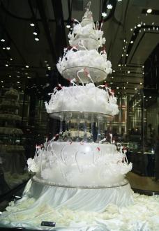 小天鹅蛋糕图片