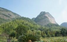 武义大红岩图片