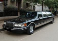 林肯 加长型 礼宾车图片