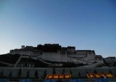 西藏 布达拉宫图片