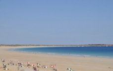 澳大利亚海滩浴场图片