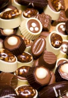 各种花式美味巧克力图片