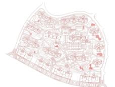 小区景观设计图纸CAD图片
