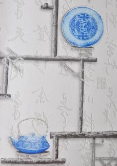 陶瓷背景图片
