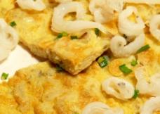 白饭鱼煎蛋图片