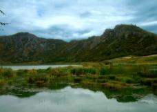 同心湖图片