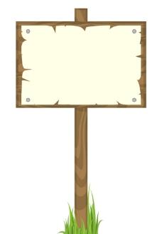 路牌标示图片