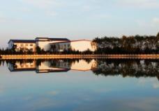 南湖風景圖片