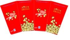 奥斯卡影院爆米花包装纸盒图片