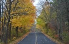秋天户外风景图片