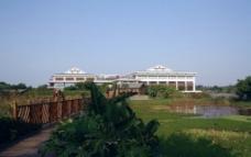 厦门五缘湾酒店外景图片