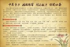 中医版面图片