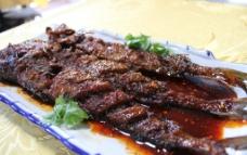 韩式红烧明太鱼图片