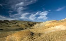 美丽荒原沙漠摄影图片