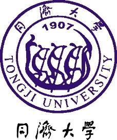 上海同济大学校徽图片