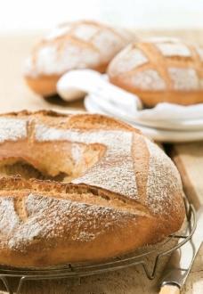 早餐面包图片