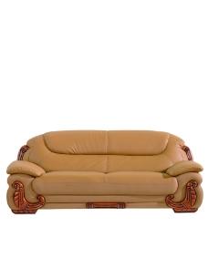 皮沙发图片