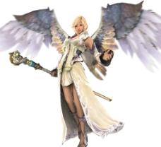 天使战士图片