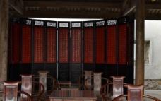 三坊七巷戏台图片