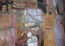 唐代壁画图片