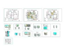 CAD家居设计方案图片