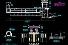 大型泵站2(三种结构)图片