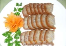 卤水莲藕图片