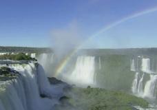壮观大瀑布