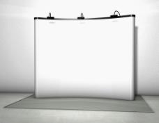 投影幕布背景图片