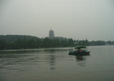 长桥公园 游船图片