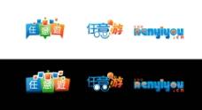三款renyiyou标志设计图片