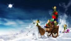 圣诞壁纸图片